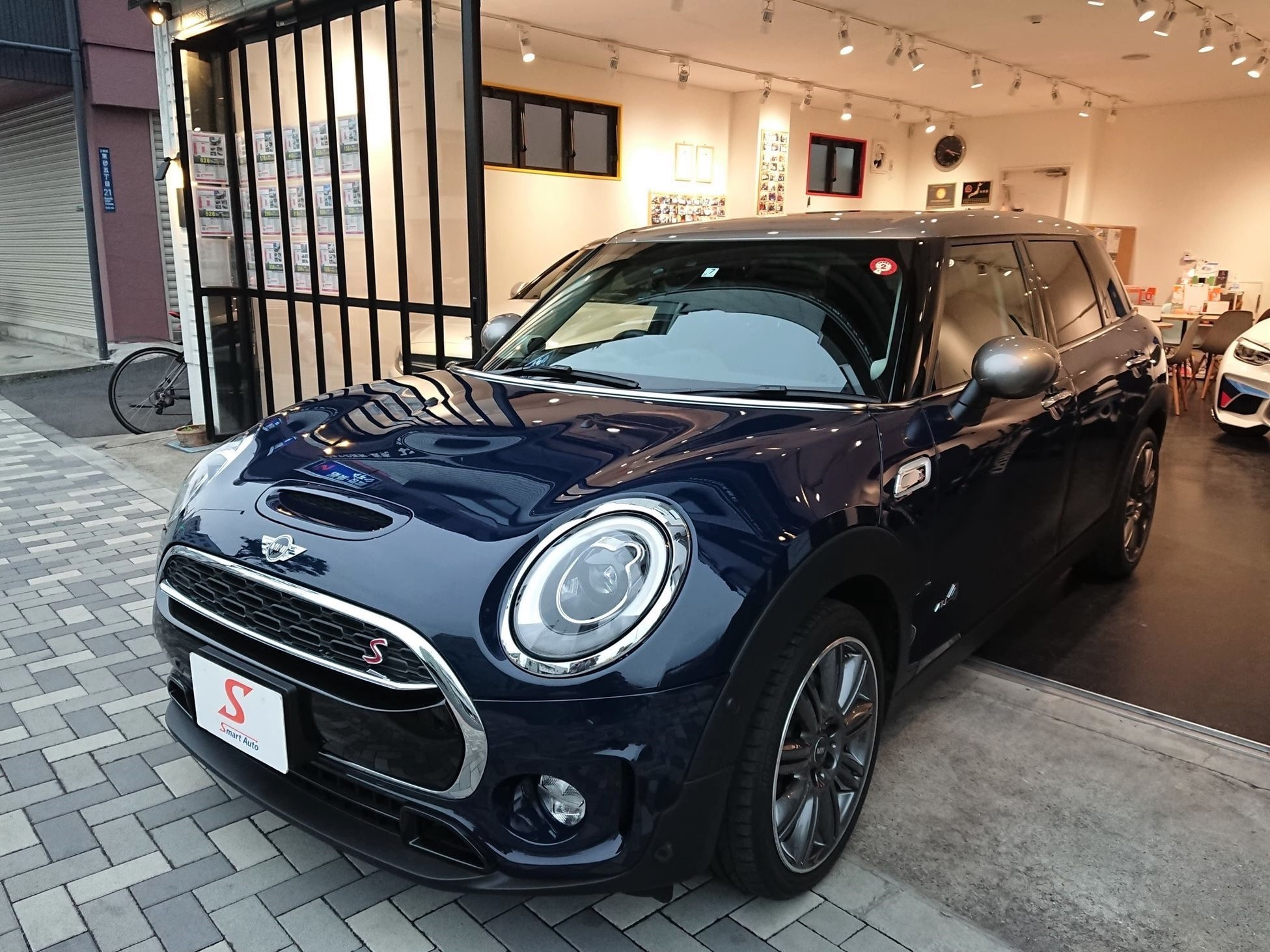 2017年式 MINI クーパーS クラブマン ALL4 をご購入の長野県・T様よりご感想を頂きました。