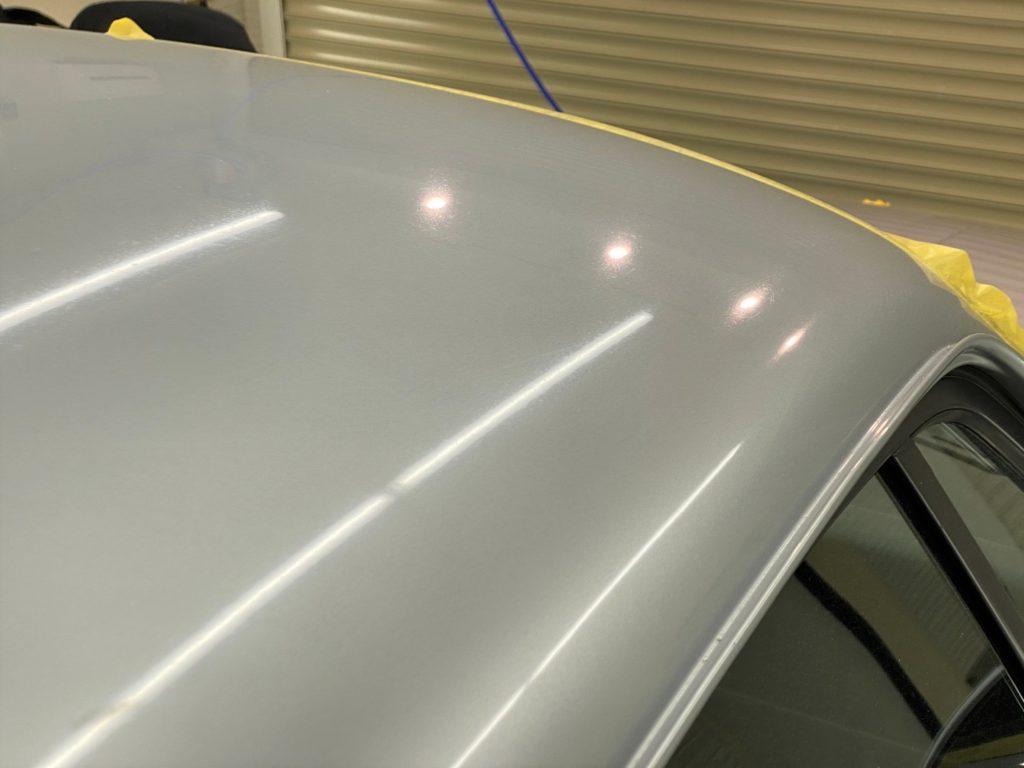 車のボディコーティングなら東京・スマートオートへ!ポルシェ 993 カレラ に G'ZOXリアルガラスコート classR の施工をしました