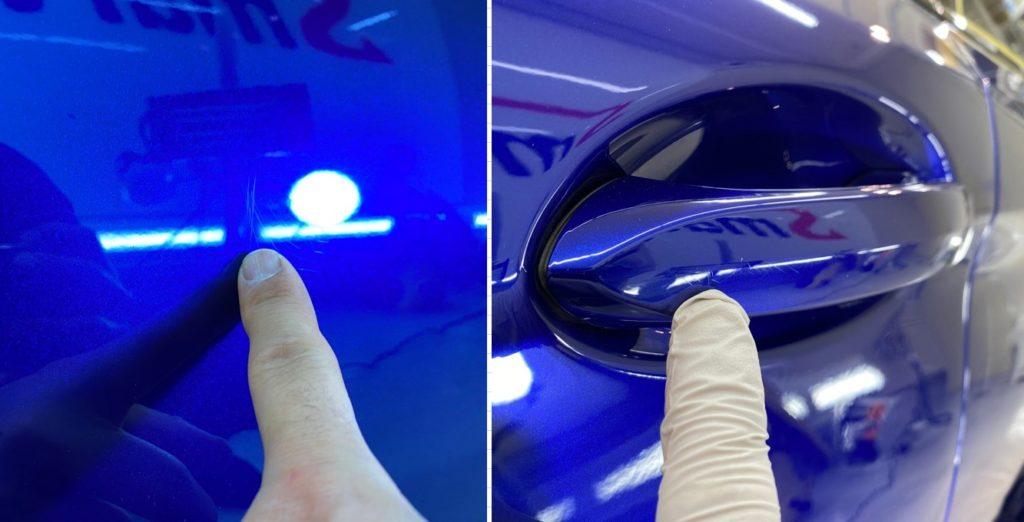 東京都で車のコーティング・プロテクションフィルムの施工なら…スマートオートへ