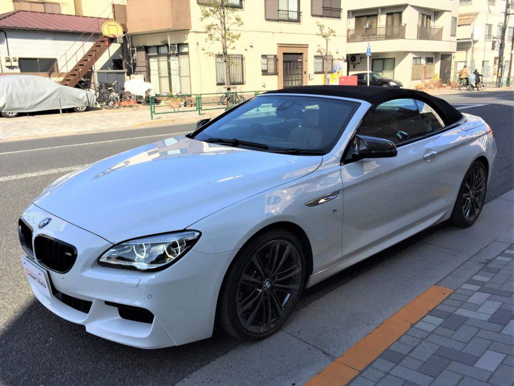2016年式 BMW 650i カブリオレ Mスポーツ をお買取させて頂き、販売車に追加しました。