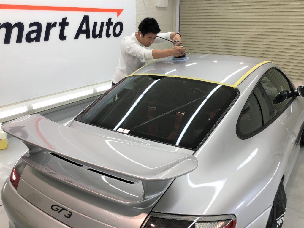 東京都でカーコーティング・プロテクションフィルム施工ならスマートオートへ!