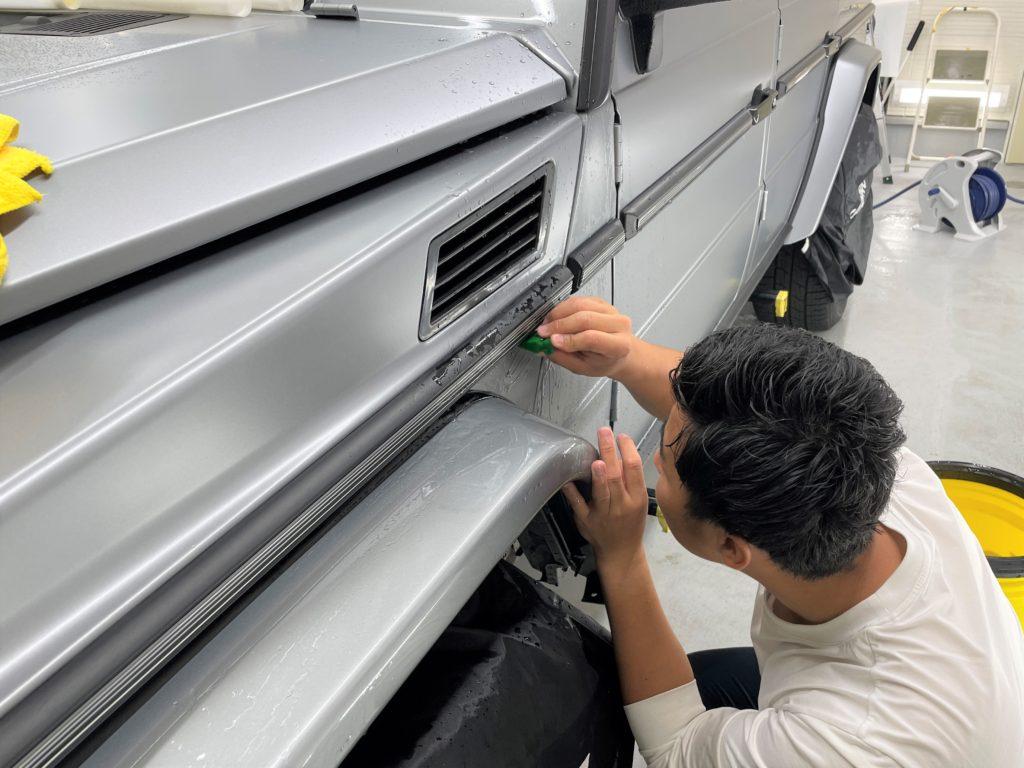 愛車のボディコーティング・プロテクションは東京都江東区スマートオートにお任せ下さい!