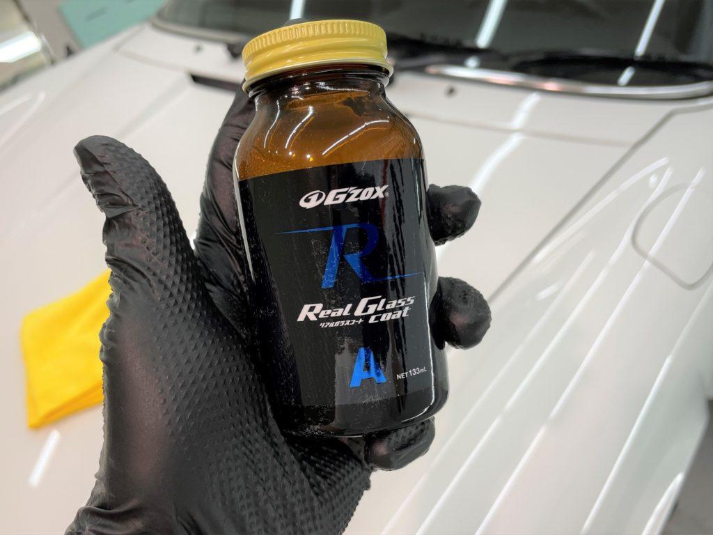ポルシェ 930 SC に G'ZOXリアルガラスコート classR の施工とルームクリーニングをしました