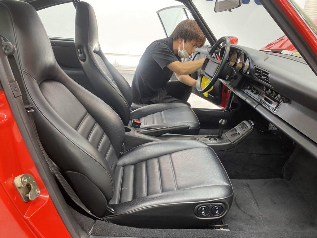 愛車のボディコーティングとプロテクションフィルムの施工は東京都江東区スマートオートにお任せ下さい。