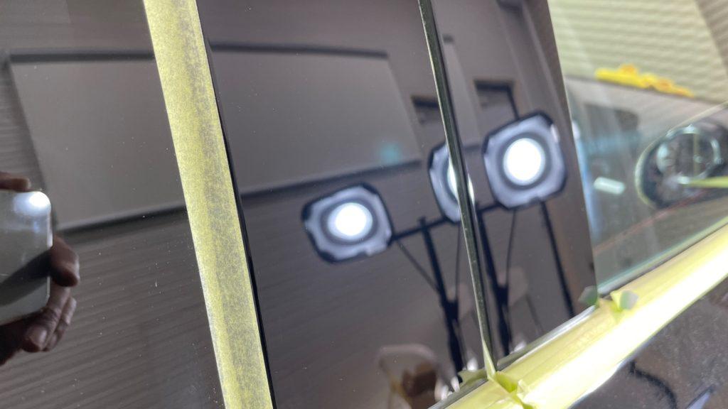 メルセデス・ベンツ GLB200d にG'ZOXリアルガラスコートclassHを施工しました