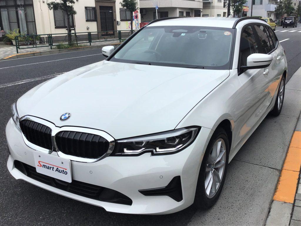在庫車に< BMW 320d xDrive ツーリング >が、追加になりました。