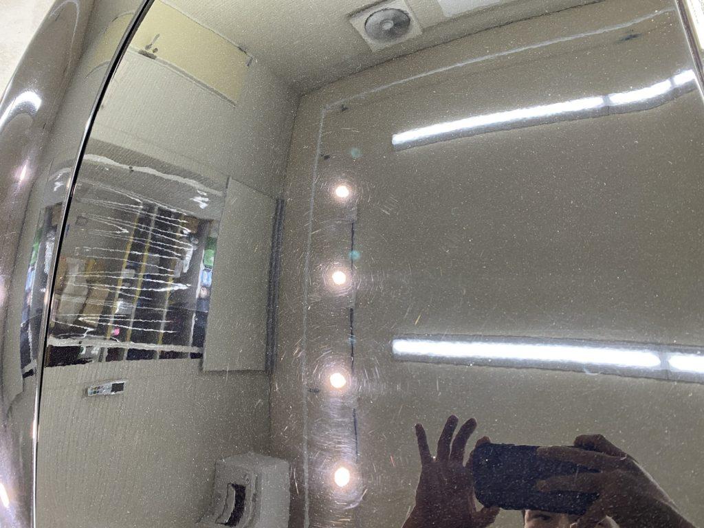 ポルシェ 987 ケイマン に G'ZOXリアルガラスコートclassR の施工とルームクリーニングを実施しました